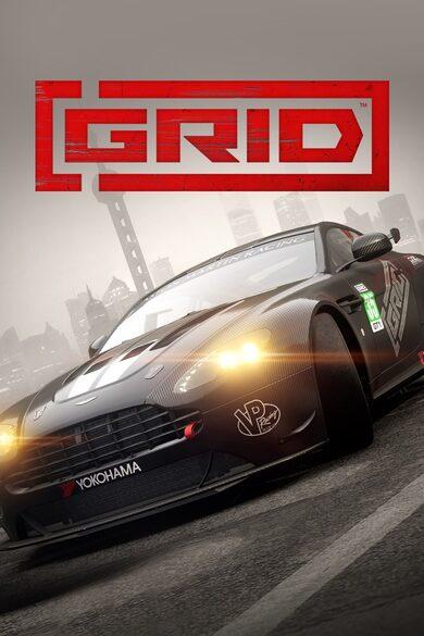 GRID: Aston Martin Vantage GT4 (DLC)