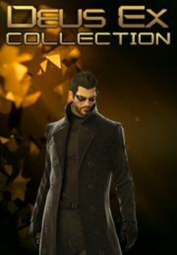 Deus Ex Collection (4 Games) Steam Key GLOBAL