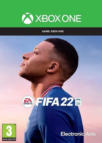 FIFA 22 Standard Edition (Xbox One) XBOX LIVE Key GLOBAL