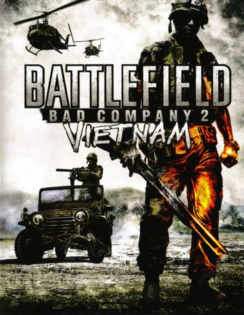 Battlefield: Bad Company 2 - Vietnam (DLC) Origin Key GLOBAL