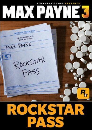 Max Payne 3 - Rockstar Pass (DLC) Steam Key GLOBAL фото