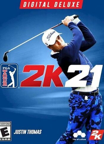 PGA TOUR 2K21 Digital Deluxe Edition Steam Key EUROPE
