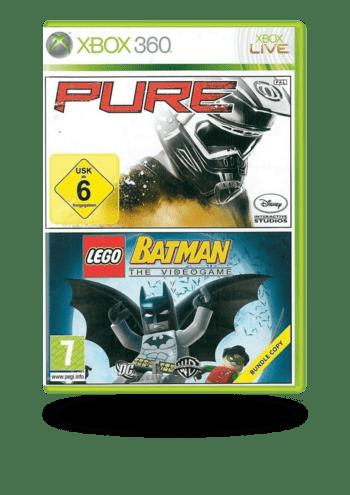 Lego Batman + Pure Double Pack Xbox 360