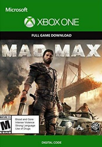 Mad Max (Xbox One) Xbox Live Key EUROPE