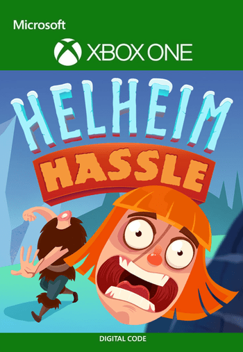 Helheim Hassle XBOX LIVE Key GLOBAL