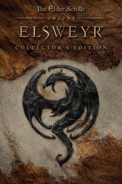 The Elder Scrolls Online: Elsweyr Digital Collector's Edition Bethesda.net Key GLOBAL