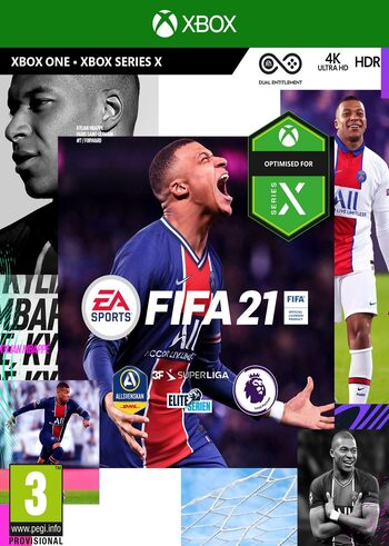 FIFA 21 - Pre-order Bundle Bonus (Xbox One) Xbox Live Key GLOBAL