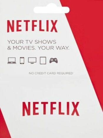 Netflix Gift Card 100 TL Key TURKEY