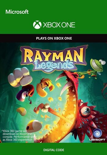 Rayman Legends (Xbox One) Xbox Live Key UNITED STATES
