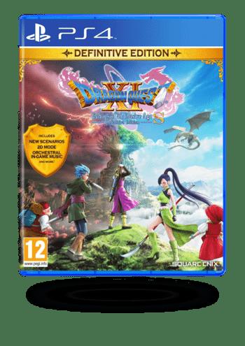DRAGON QUEST XI S: Echoes of an Elusive Age - Definitive Edition (Dragon Quest XI S: Ecos De Un Pasado Perdido - Edición Definitiva) PlayStation 4
