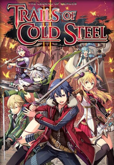 Buy The Legend of Heroes: Trails of Cold Steel Steam key