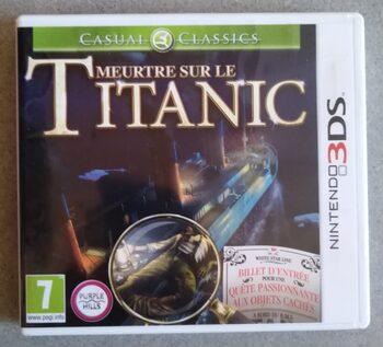Murder on the Titanic Nintendo 3DS