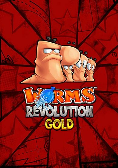 Worms Revolution (Gold Edition) Steam Key GLOBAL