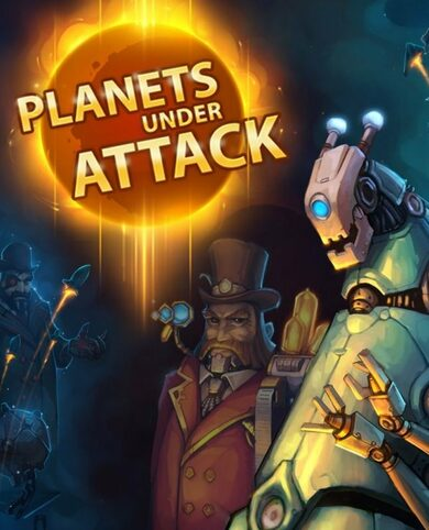 Planets Under Attack Steam Key GLOBAL