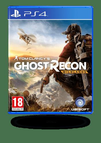Tom Clancy's Ghost Recon Wildlands PlayStation 4