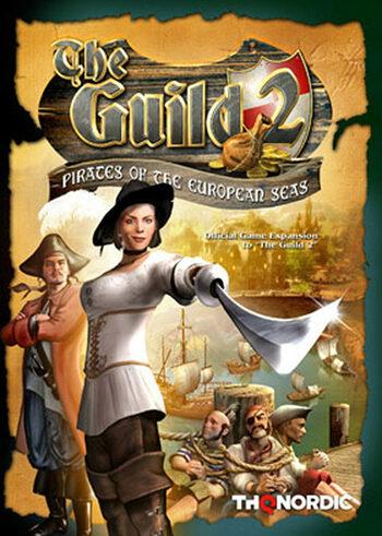 The Guild II + Pirates of the European Seas Steam Key GLOBAL