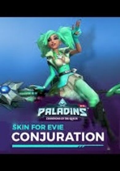 Paladins - Evie Hero + Conjuration Skin Key GLOBAL