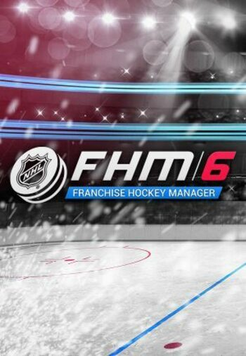 Franchise Hockey Manager 6 Steam Key GLOBAL