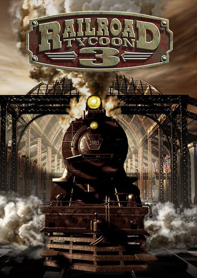 Railroad Tycoon 3 Gog.com Key GLOBAL