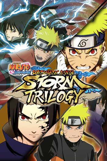 Naruto Shippuden: Ultimate Ninja Storm Trilogy (Nintendo Switch) Nintendo Key EUROPE