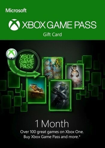 Xbox Game Pass 1 month Xbox Live Key UNITED STATES