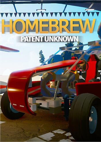 Homebrew - Patent Unknown Steam Key GLOBAL