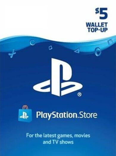 PlayStation Network Card 5 USD (OMN) PSN Key OMAN