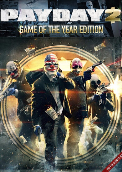 PAYDAY 2: Game Of The Year Edition Steam Key GLOBAL