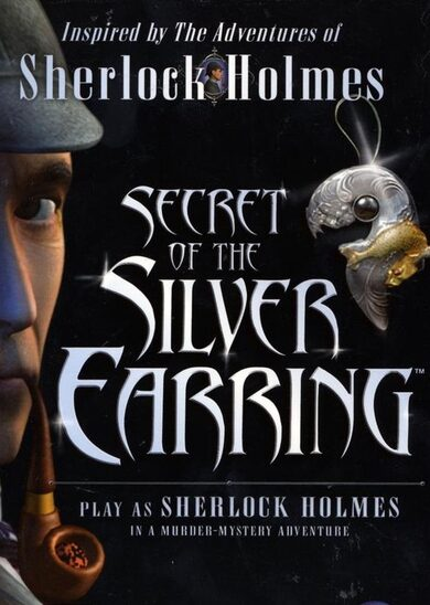 Sherlock Holmes: The Secret of the Silver Earring Steam Key GLOBAL