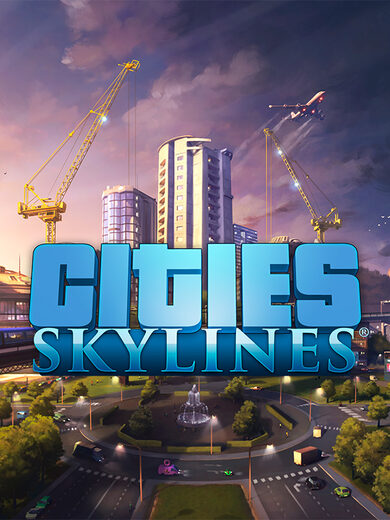 Cities: Skylines Steam Clave GLOBAL