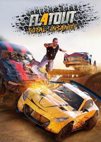 FlatOut 4: Total Insanity Steam Key GLOBAL