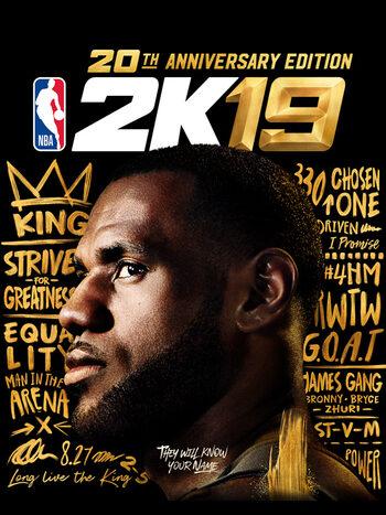 NBA 2k19 (20th Anniversary Edition) Steam Key EUROPE