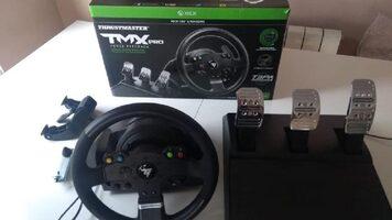 Volante Thrustmaster TMX PRO + pedalera T3PA