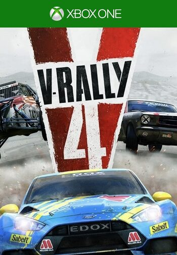 V-Rally 4 XBOX LIVE Key UNITED STATES