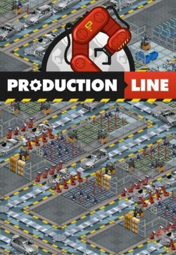 Production Line: Car Factory Simulation Steam Key GLOBAL