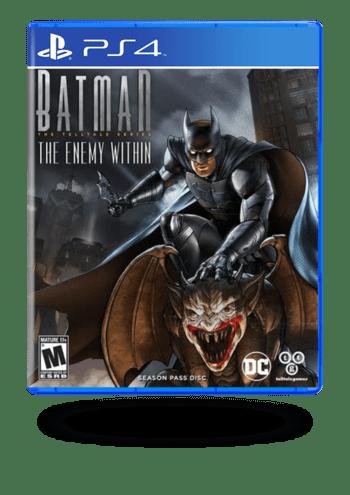 Batman: The Enemy Within (Batman: El Enemigo Dentro) PlayStation 4
