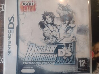 Dynasty Warriors DS: Fighter's Battle Nintendo DS