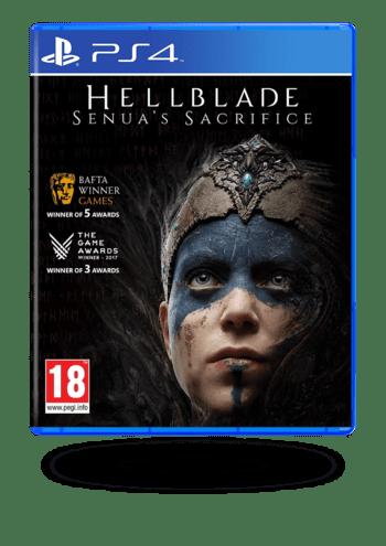 Hellblade: Senua's Sacrifice PlayStation 4
