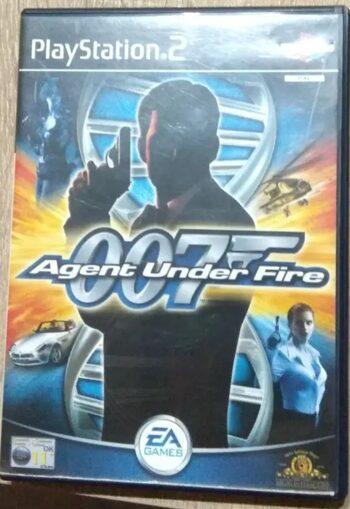 James Bond 007: Agent Under Fire PlayStation 2