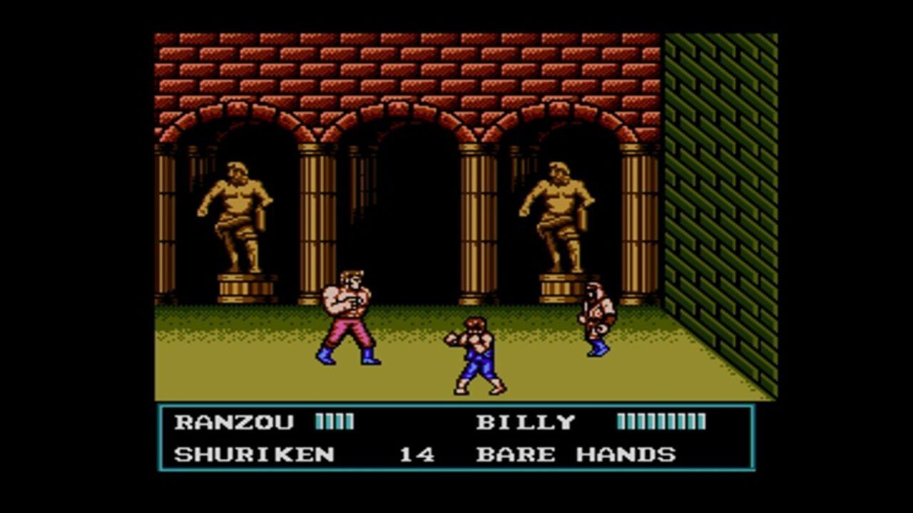 Double Dragon III: The Sacred Stones (1991) Game Boy