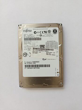 """HDD FUJITSU MHV2060BH 60GB 2,5"""""""