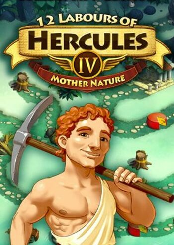 12 Labours of Hercules IV: Mother Nature Steam Key GLOBAL