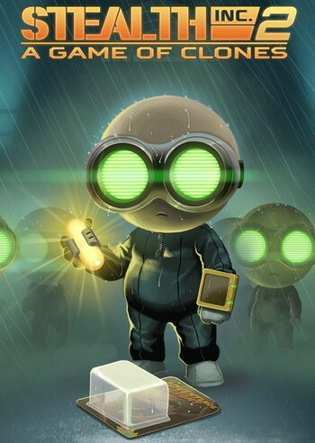 Stealth Inc. 2: A Game of Clones Steam Key GLOBAL