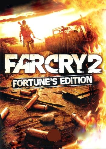 Far Cry 2 (Fortune's Edition) Uplay Key EUROPE