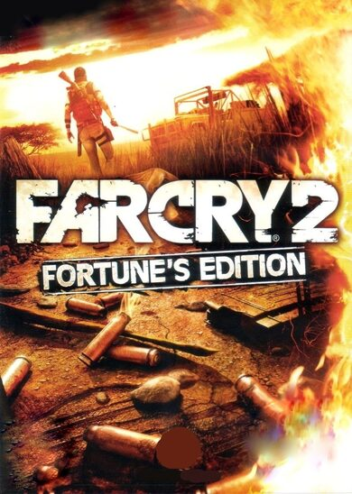 Far Cry 2 (Fortune's Edition) Uplay Key EUROPE фото