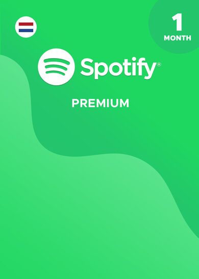 Spotify Premium 1 Month Key NETHERLANDS