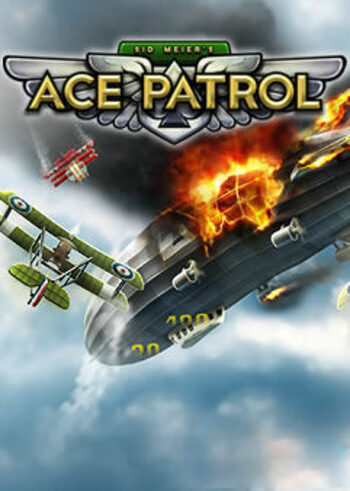 Sid Meier's Ace Patrol Steam Key EUROPE