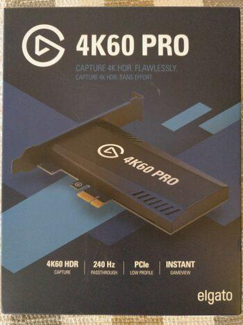 Elgato 4K60 Pro MK.2 Capturadora de Video
