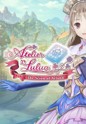 Atelier Lulua: The Scion of Arland Steam Key GLOBAL