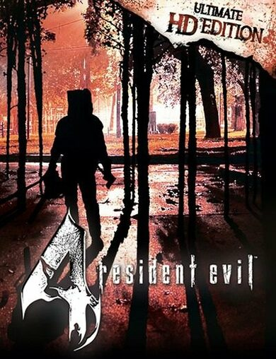 Resident Evil 4 (Ultimate HD Edition) Steam Key GLOBAL фото